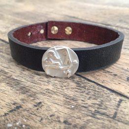 دستبند مردانه طرح سجاد و الهه