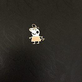 گردنبند شخصیت کارتونی پپا پیگ Peppa pıg