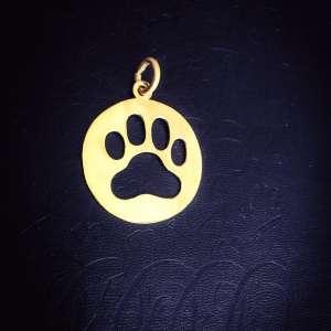 مدال رد پای سگ