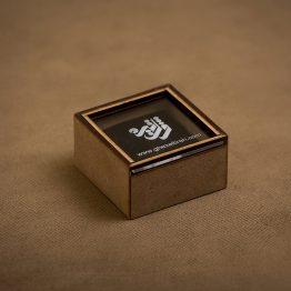 جعبه جواهر چوبی کد 4