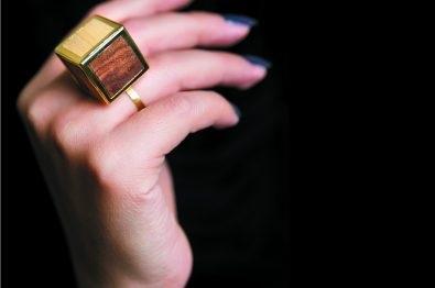 انگشتر مناسب با انگشتان دست